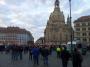 Zwischen 4600 und 5000 Menschen bei Pegida am 7.9.15 in Dresden | durchgezählt