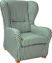 Polster - Ein Sessel mit weichem Polster