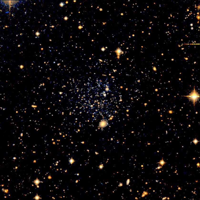 Superklarer sternenhimmel heute nacht