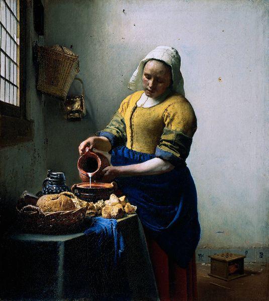535px-Vermeer_Melkmeid.jpg