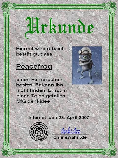 Peacefrog_Urkunde.jpg